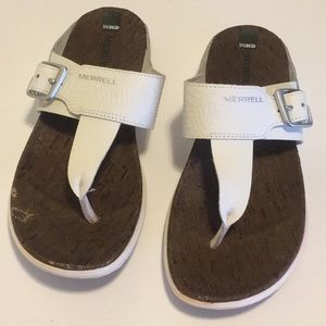 Woman's Merrell Flip Flop / Sandel's Size 7